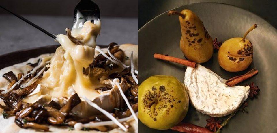 В Москве открылся сырный ресторан CHEESE Connection
