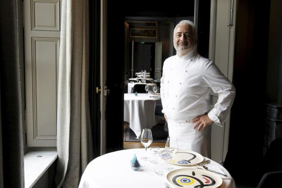 Ресторан Ги Савуа Monnaie de Paris стал лучшим в рейтинге la Liste-2017