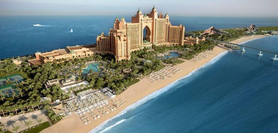 Курортный отель Atlantis The Palm в Дубае (5 звезд)