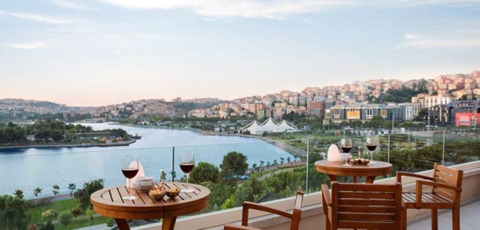 Отель Lazzoni в Стамбуле (5 звезд)