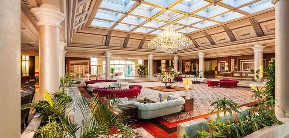 Отель Rixos Sharm El Sheikh в Шарм-Эль-Шейхе (5 звезд)