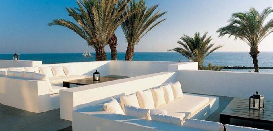 Курортный дизайн-отель Almyra в Пафосе (5 звезд)