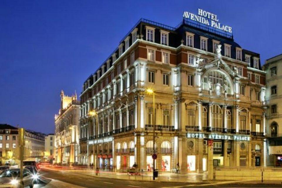 Отель Avenida Palace в Лиссабоне (5 звезд)