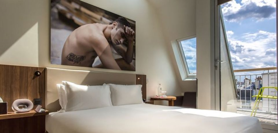 Бутик-отель «Jules & Jim» в Париже (4 звезды)