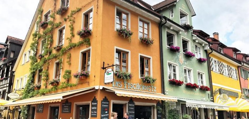 10 красивых старинных городов Германии