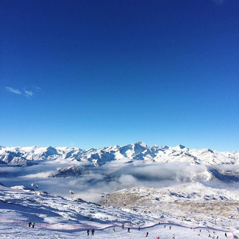 Лучшие горнолыжные курорты Италии: Мадонна-ди-Кампильо