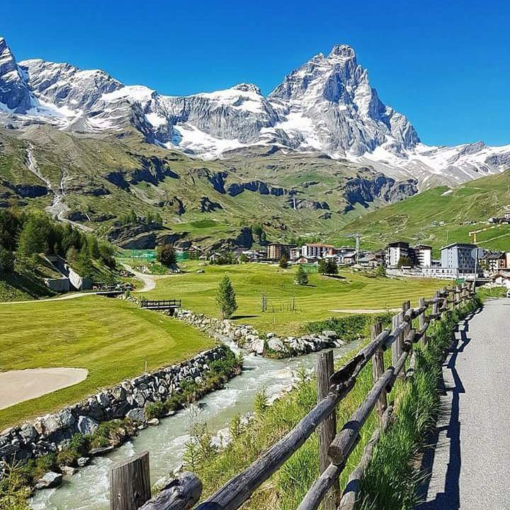 Лучшие горнолыжные курорты Италии: Червиния