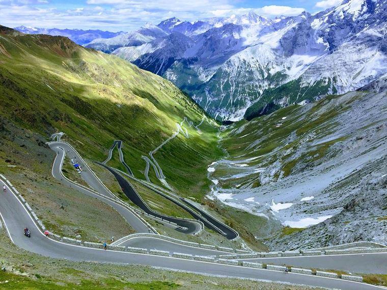 Лучшие горнолыжные курорты Италии: Бормио