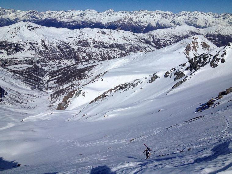 Лучшие горнолыжные курорты Италии: Сестриере
