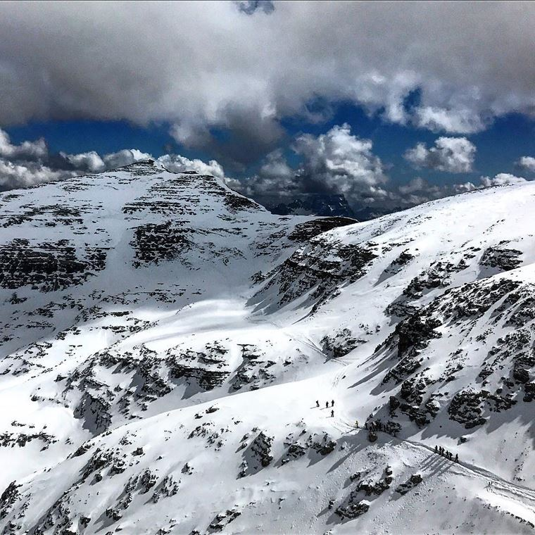 Лучшие горнолыжные курорты Италии: Арабба