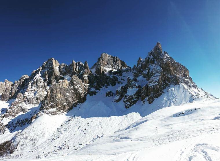 Лучшие горнолыжные курорты Италии: Валь-ди-Фьемме