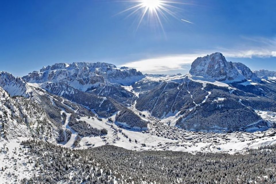 12 лучших горнолыжных курортов Италии