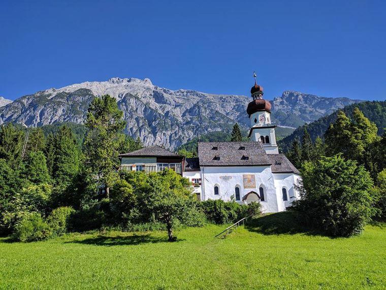 Красивые деревни и маленькие города Австрии: Гнаденвальд