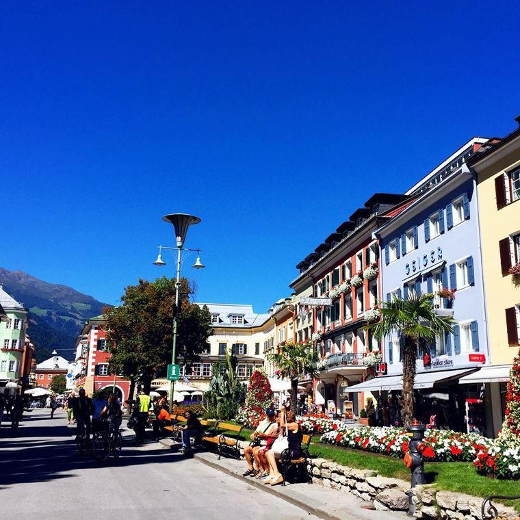 Красивые деревни и маленькие города Австрии: Лиенц
