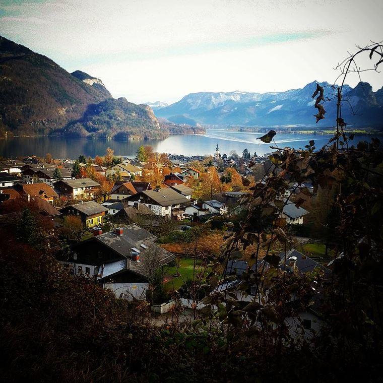 Красивые деревни и маленькие города Австрии: Санкт-Гильген