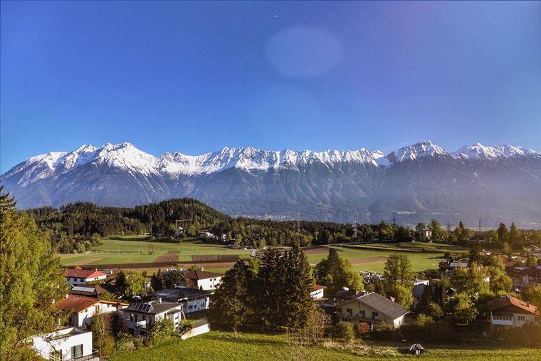 Красивые деревни и маленькие города Австрии: Ланс