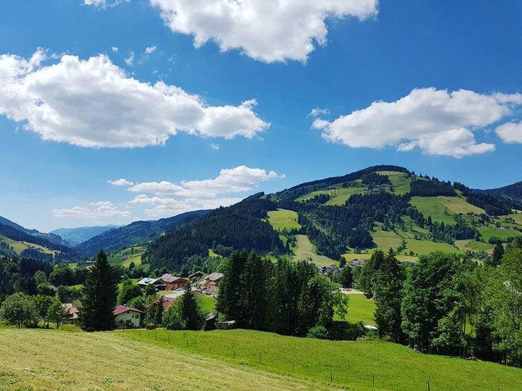 Красивые деревни и маленькие города Австрии: Ваграйн