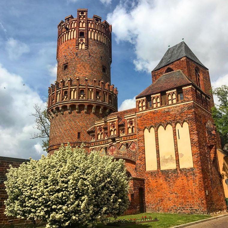 Красивые деревни и маленькие города Германии: Тангермюнде