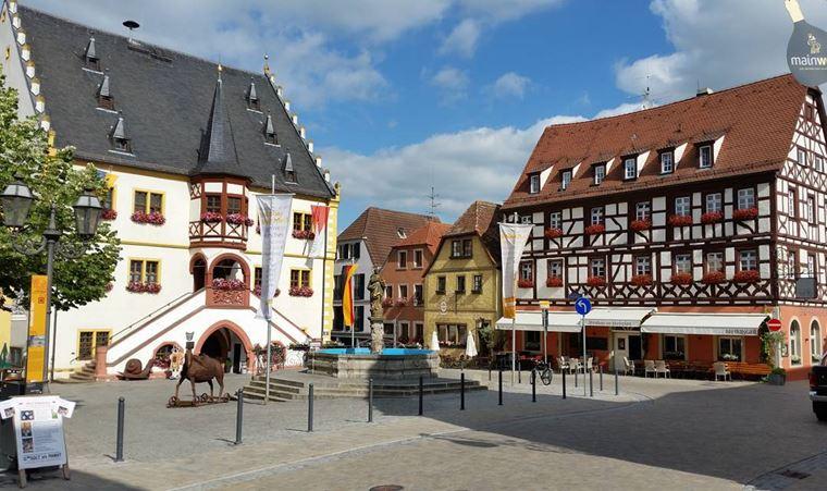 Красивые деревни и маленькие города Германии: Фольках
