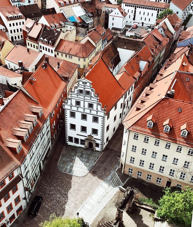 Красивые деревни и маленькие города Германии: Майсен