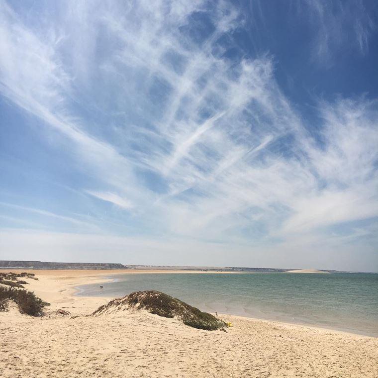 Топ-12 лучших пляжей Марокко: для отдыха и серфинга - Пляж Дахла