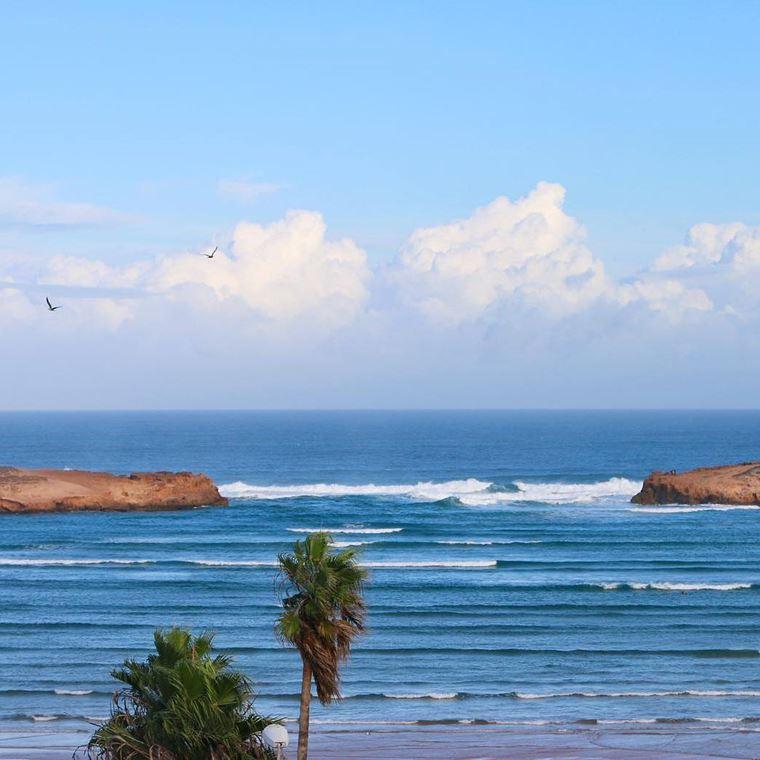 Топ-12 лучших пляжей Марокко: для отдыха и серфинга - Пляж Квалидия