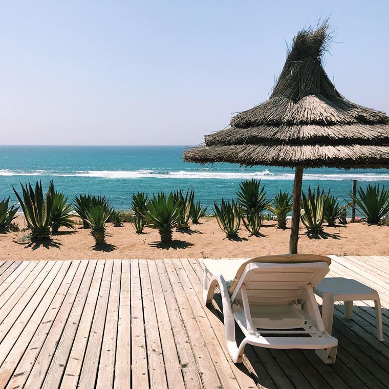 Топ-12 лучших пляжей Марокко: для отдыха и серфинга - Пляж Мулай Буссельхам