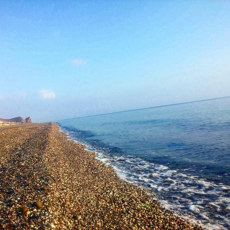 Топ-12 лучших пляжей Марокко: для отдыха и серфинга - Пляж Уэд-Лау, Тетуан