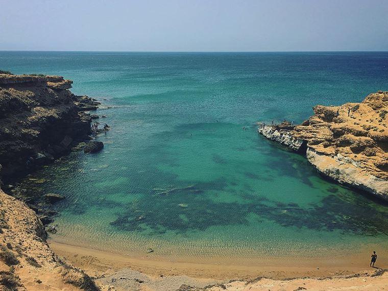 Топ-12 лучших пляжей Марокко: для отдыха и серфинга - Пляж Шаррана, Надор