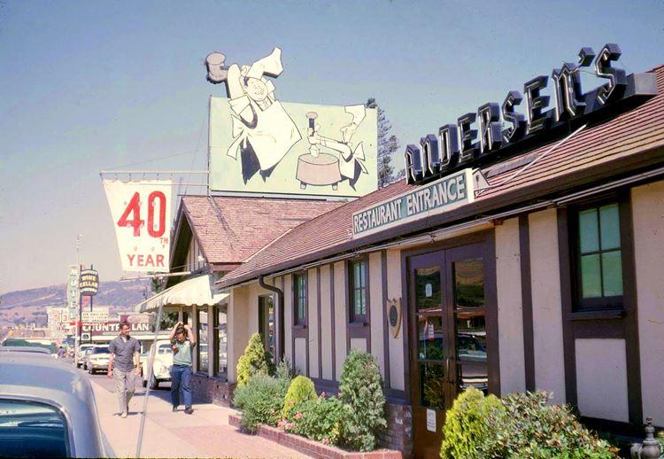Цветные фото старого Лос-Анджелеса 40-70-х годов - ретро-фото 20