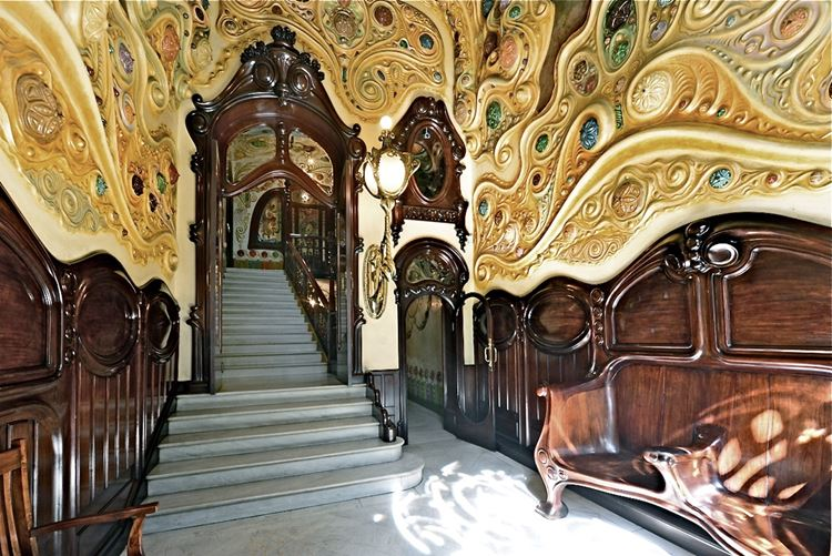 Здания Барселоны: Дом Кумалат