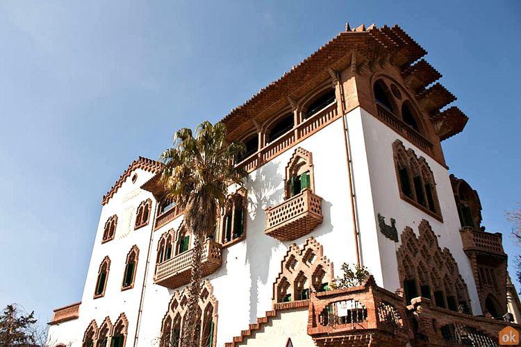 Здания Барселоны: Дом Ровиральта