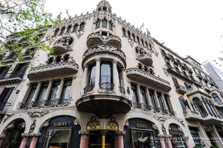 Архитектура Барселоны: Дом Льео-и-Мореры