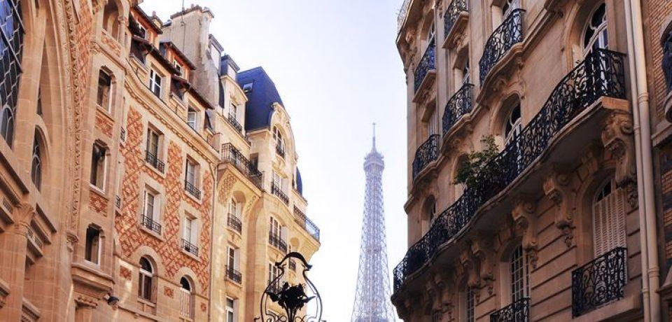 Архитектура Парижа: 10 красивых зданий в стиле ар нуво
