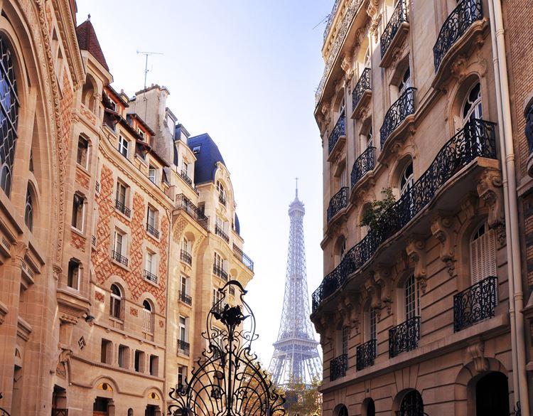 Архитектура Парижа: 10 красивых зданий в стиле ар нуво - Здание теософического общества