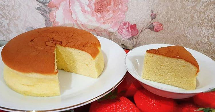 Рецепты простых японских десертов - чизкейк