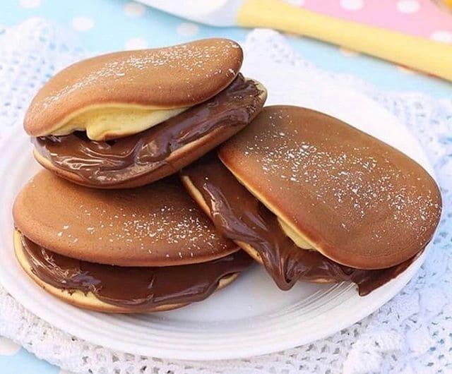 Рецепты простых японских десертов - Дораяки