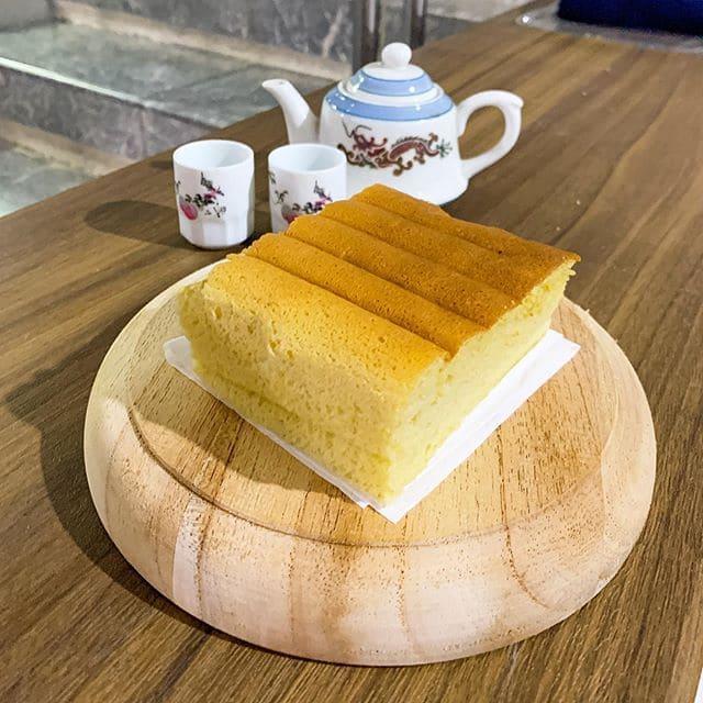 Рецепты простых японских десертов - Кекс «Огура» (Ogura Cake)
