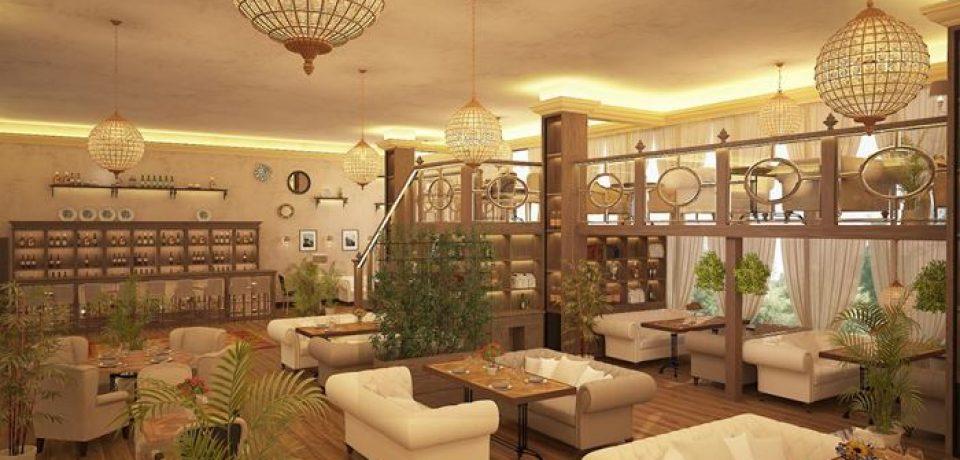 В Санкт-Петербурге открывается панорамный ресторан «ПАРК»