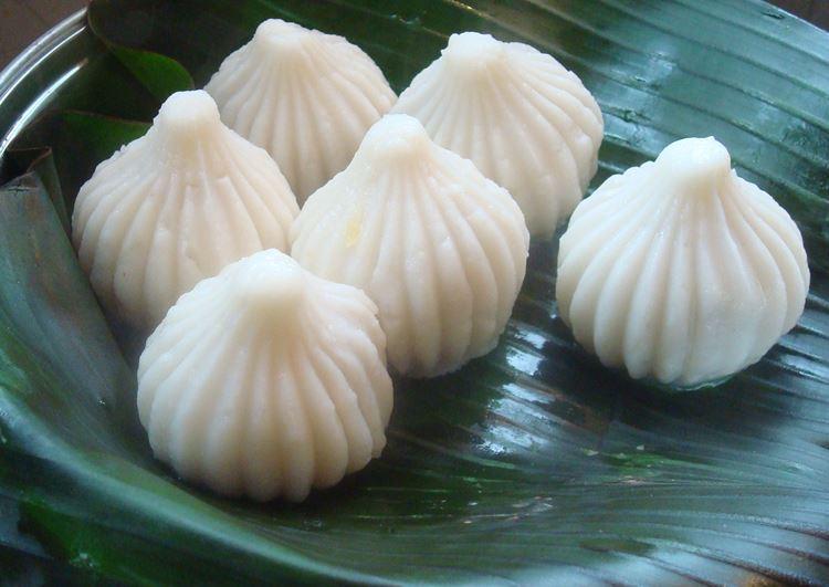 Индийский десерт Модак