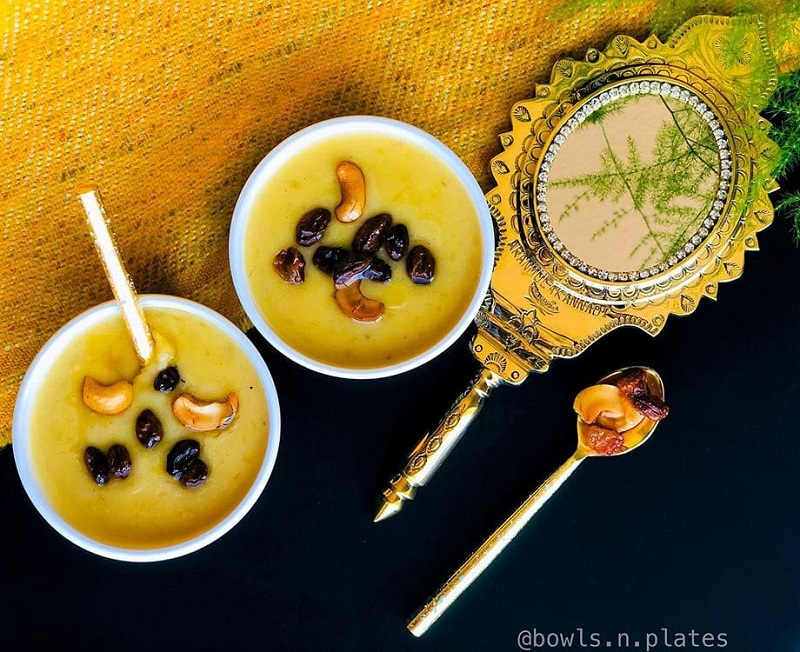 Лучшие индийские сладости десерты - Пайасам (Payasam)