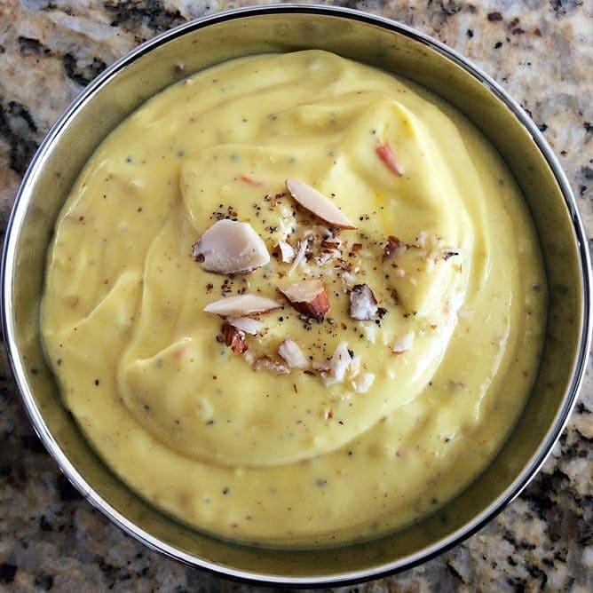Лучшие индийские сладости десерты - Шрикханд (Shrikhand)