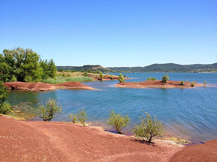 Красивые озера Франции: Салагу