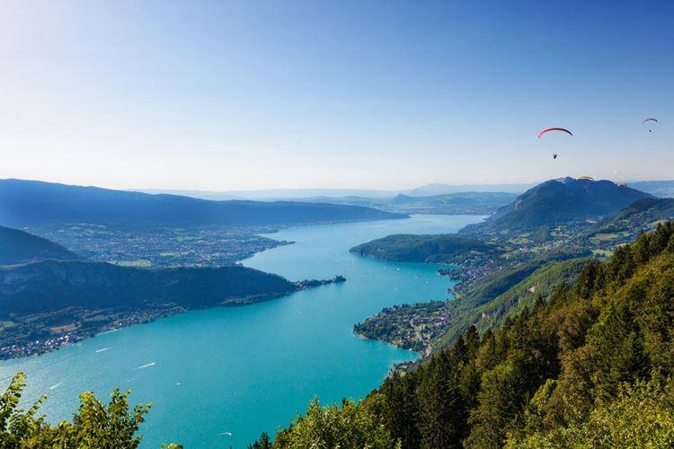 Красивые озера Франции: Анси