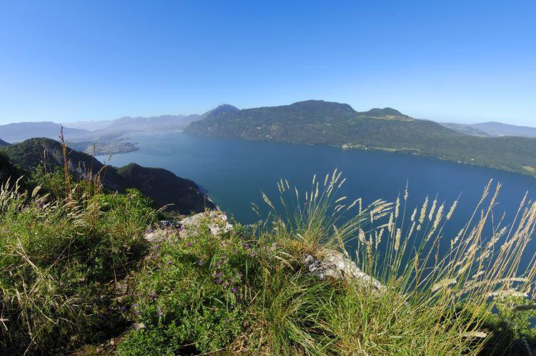 10 самых красивых озёр Франции - Озеро Бурже