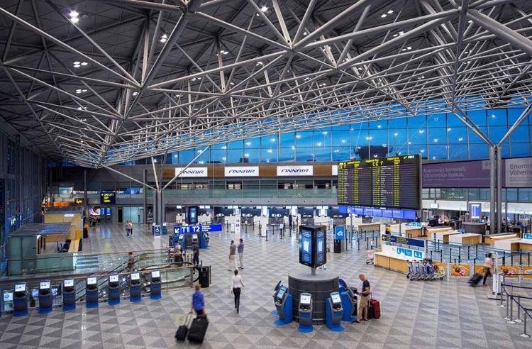 Аэропорт Хельсинки-Вантаа, Финляндия