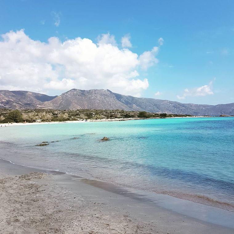Лучшие пляжи Греции: Элафониси