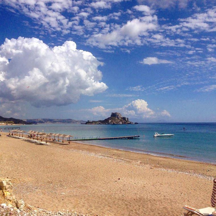 Лучшие пляжи Греции: Тигаки