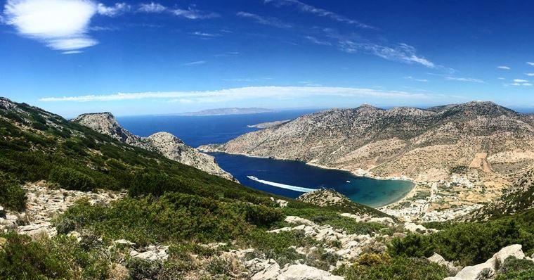 Лучшие пляжи Греции: Камарес