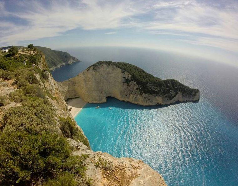Лучшие пляжи Греции: Навайо